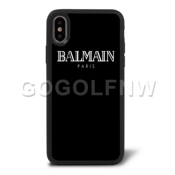 balmain phone case