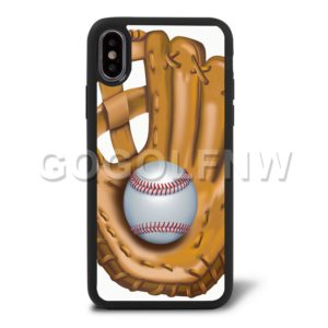 baseball glove phone case