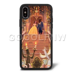 beauty & the beast phone case