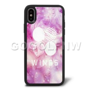 bts wings phone case