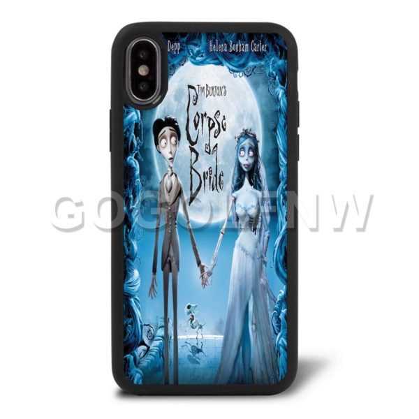corpse bride phone case