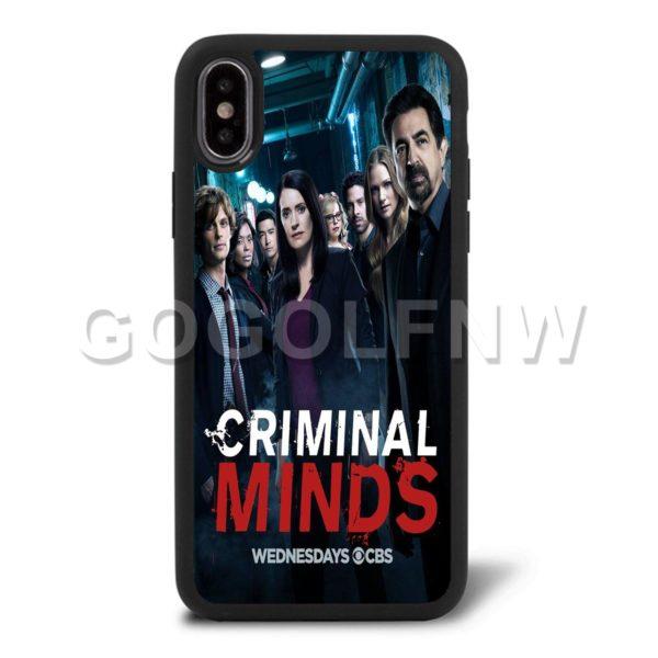 criminal minds phone case
