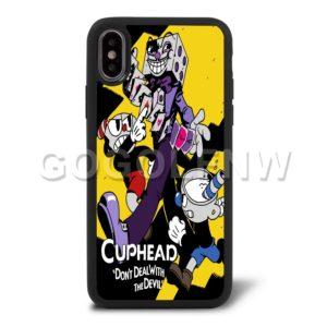 cuphead phone case