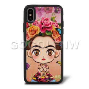 cute frida kahlo phone case