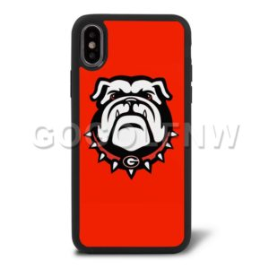 georgia bulldogs phone case