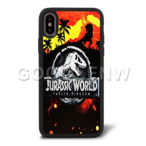 jurassic world phone case