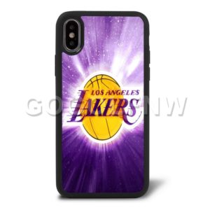 lakers phone case