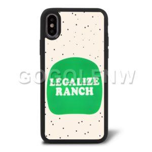 legalize ranch phone case