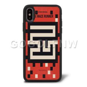 maze runner phone cases