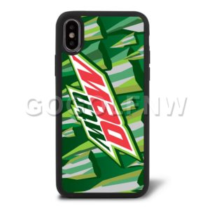 mountain dew phone case