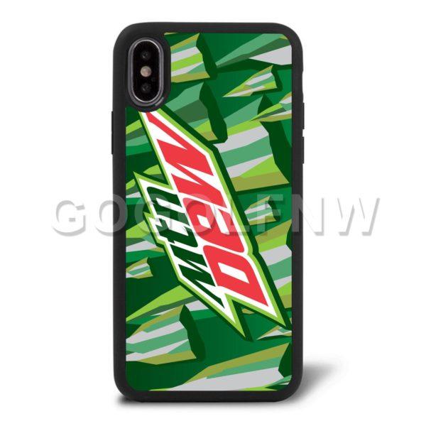 mountain dew phone case