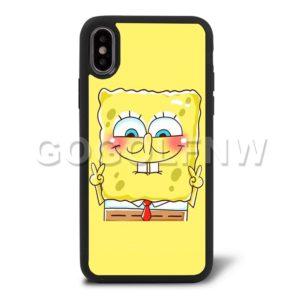 spongebob phone case