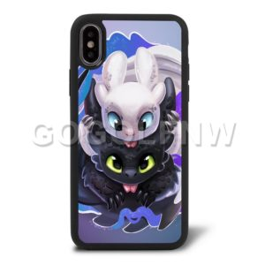 toothless phone case