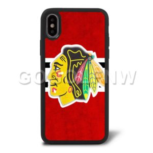 Chicago Blackhawks NHL phone case