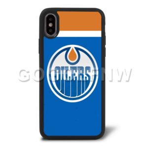 Edmonton Oilers NHL Phone Case