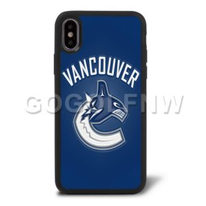 Vancouver Canucks NHL Phone Case
