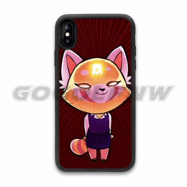 Aggretsuko Phone Case