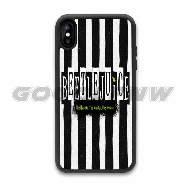 Beetlejuice Phone Case