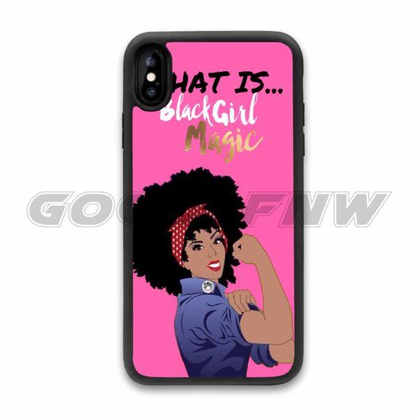 Black Girl Magic Phone Case