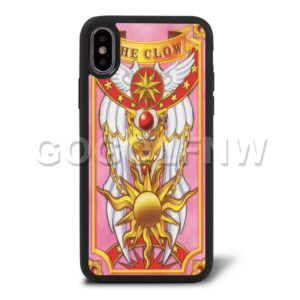 cardcaptor sakura phone case