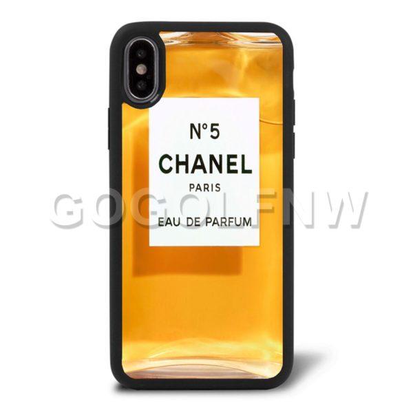 chanel perfume bottle phone case