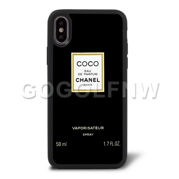 chanel perfume bottle phone case