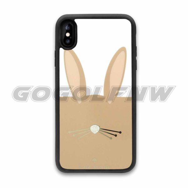 kate spade bunny phone case