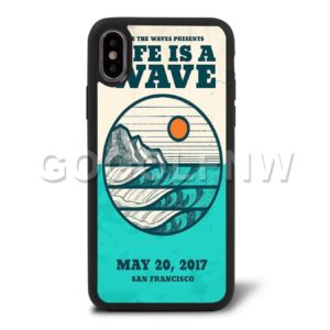 Save the Waves Phone Case