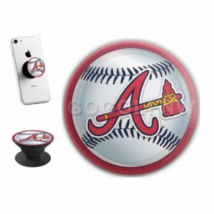 Atlanta Braves MLB Sticker for PopSockets