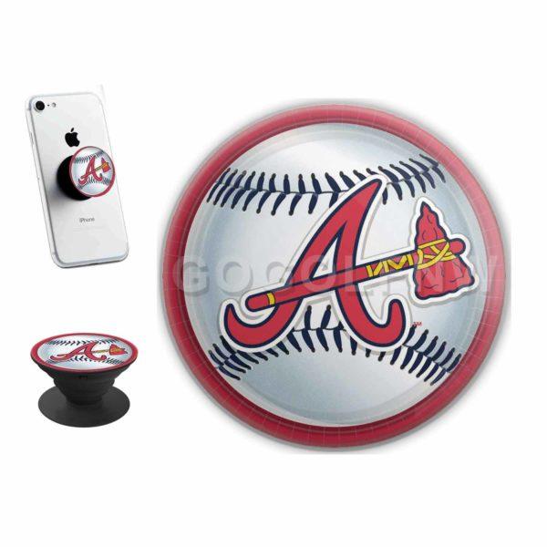 Atlanta Braves MLB Sticker for PopSockets