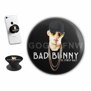 Bad Bunny Sticker for PopSockets
