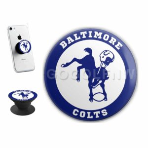Baltimore Colts NFL Sticker for PopSockets