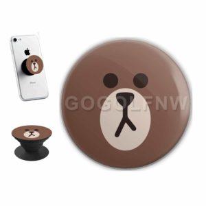 Bear Emot Sticker for PopSockets