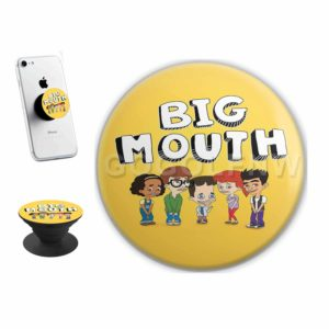 Big Mouth Sticker for PopSockets