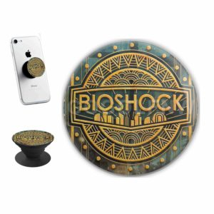 Bioshock Rapture Sticker for PopSockets