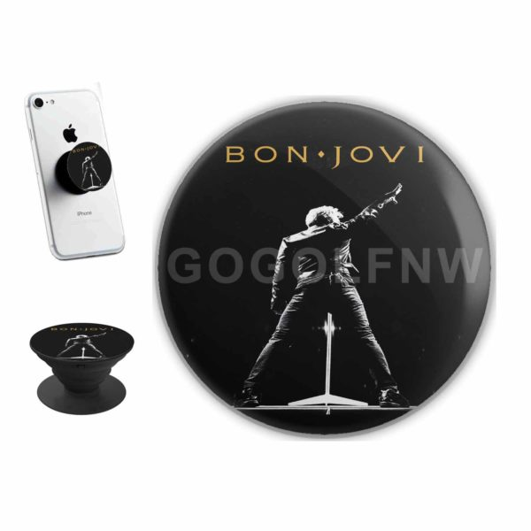 Bon Jovi Sticker for PopSockets