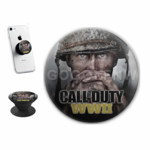 Call of Duty WWII Sticker for PopSockets