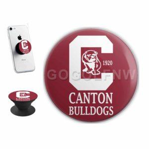 Canton Bulldogs NFL Sticker for PopSockets