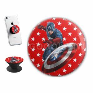 Captain America Sticker for PopSockets