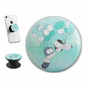 Catana Comics Balloons Sticker for PopSockets