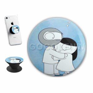 Catana Comics Hug Sticker for PopSockets