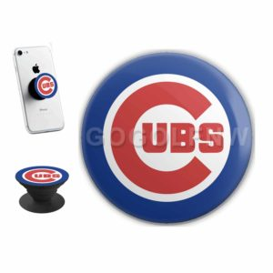 Chicago Cubs MLB Sticker for PopSockets
