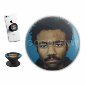 Childish Gambino Donald Glover Sticker for PopSockets