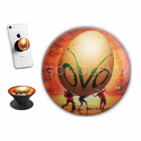 Cirque du Soleil Ovo Sticker for PopSockets