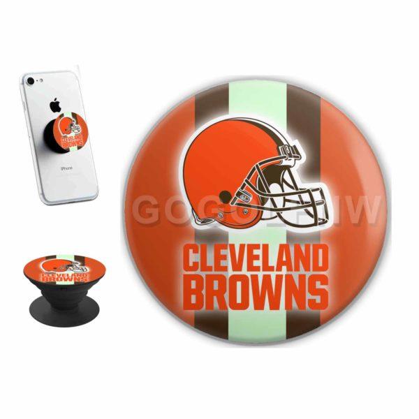 Cleveland Browns NFL Sticker for PopSockets