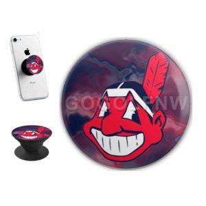 Cleveland Indians MLB Sticker for PopSockets