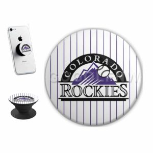 Colorado Rockies MLB Sticker for PopSockets