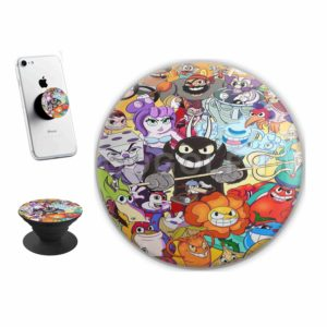 Cuphead Rogues Sticker for PopSockets