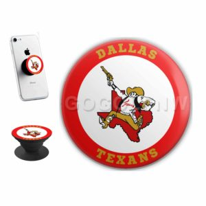 Dallas Texans NFL Sticker for PopSockets