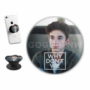 Daniel Seavey Why Dont We Sticker for PopSockets